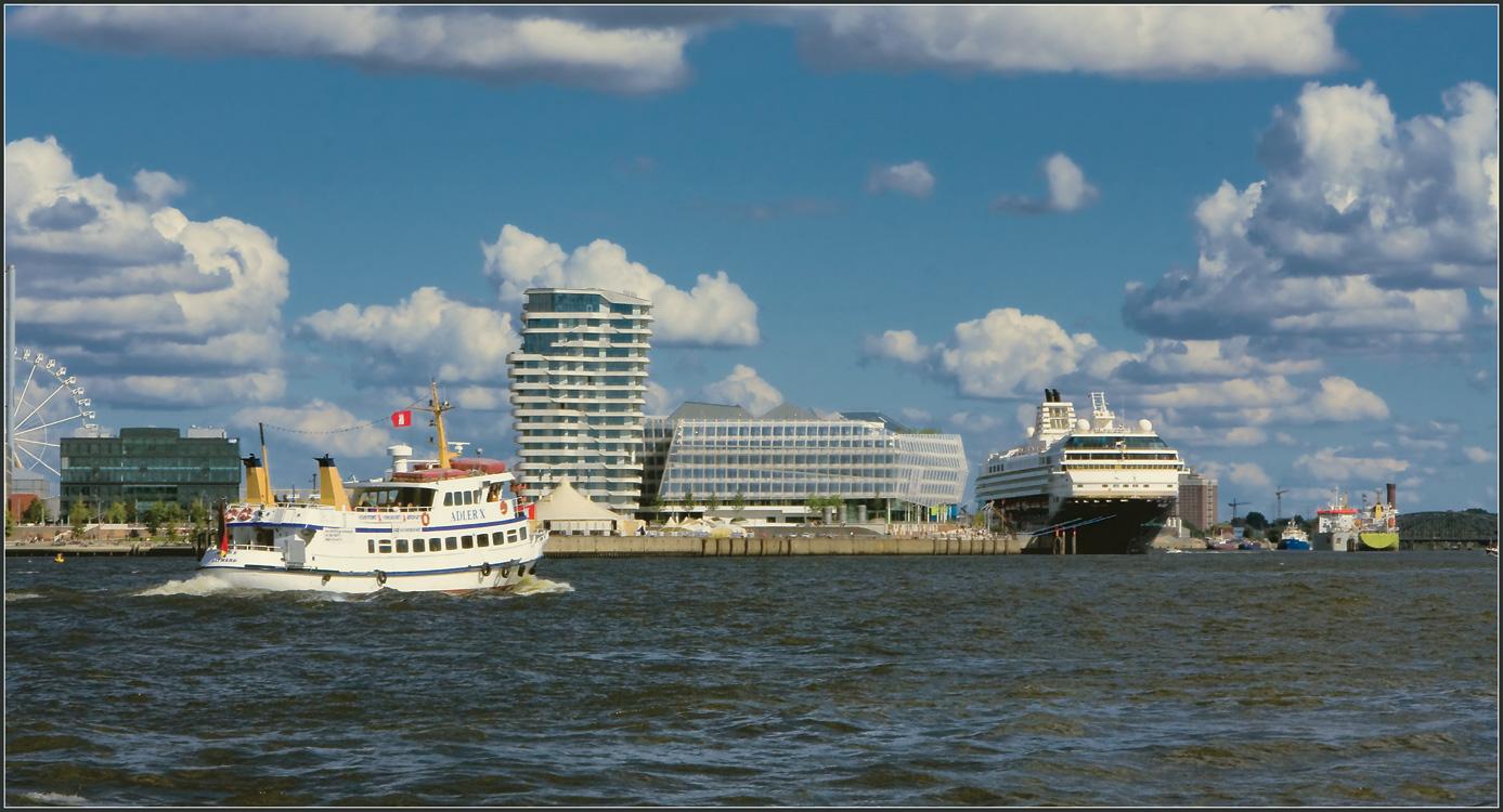 "фото ""Hafencity Hamburg"" метки: пейзаж, путешествия, Европа, вода"