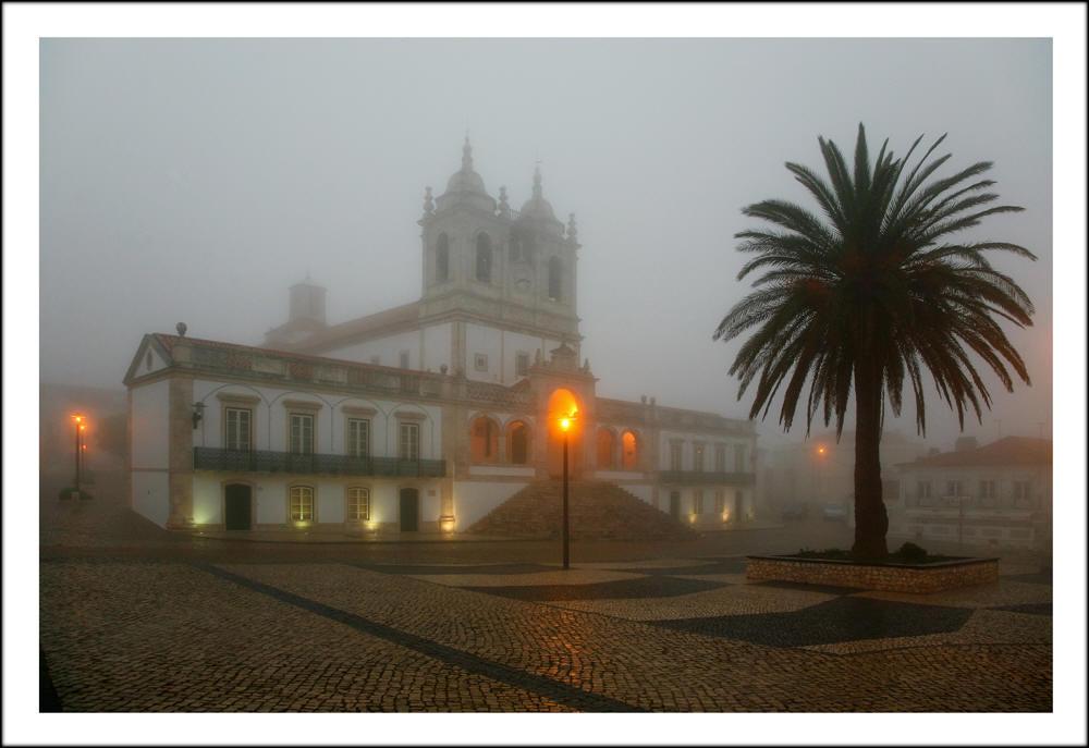 "фото ""Жизнь в тумане"" метки: архитектура, путешествия, пейзаж,"