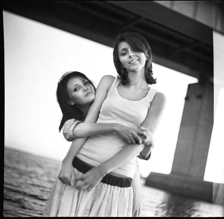 """фото """"sisters"""" метки: портрет, женщина"""