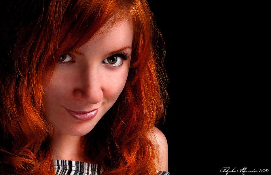 """фото """"""""Рыжая"""""""" метки: портрет, женщина"""