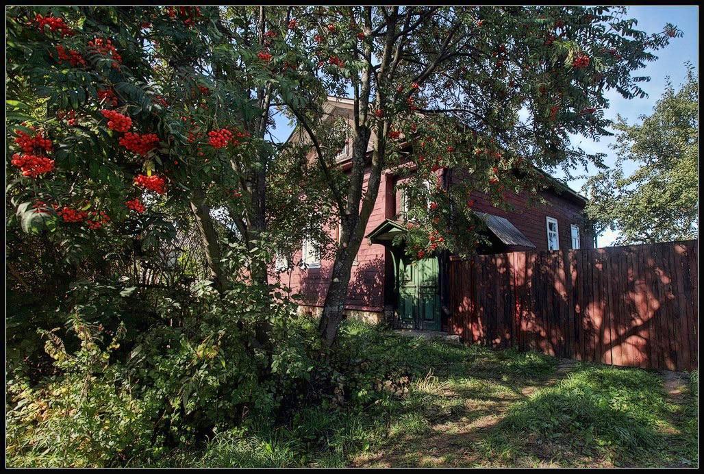"""фото """"С днём рожденья меня))"""" метки: пейзаж, город, осень"""