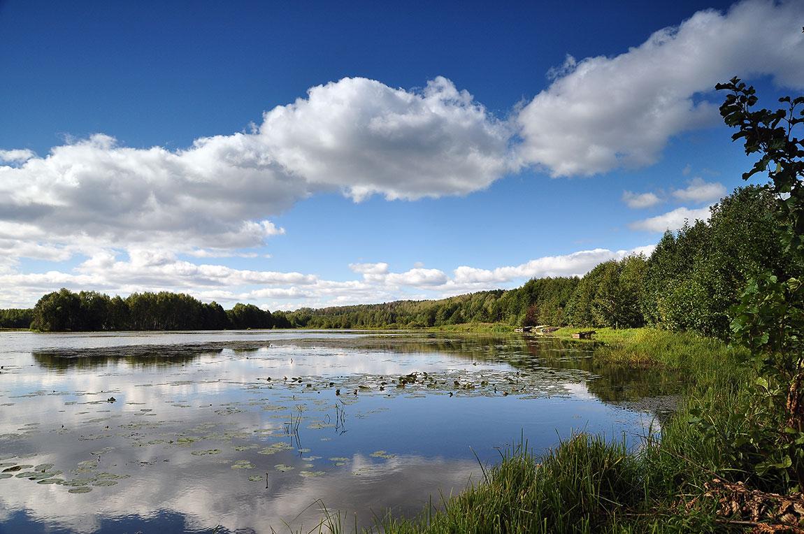 """фото """"Лето продолжается"""" метки: пейзаж, вода, лето"""