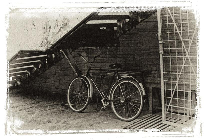"""фото """"старый велосипед"""" метки: разное,"""