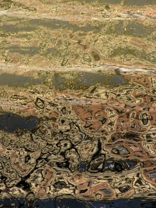 """фото """"aqua"""" метки: пейзаж, абстракция, вода"""