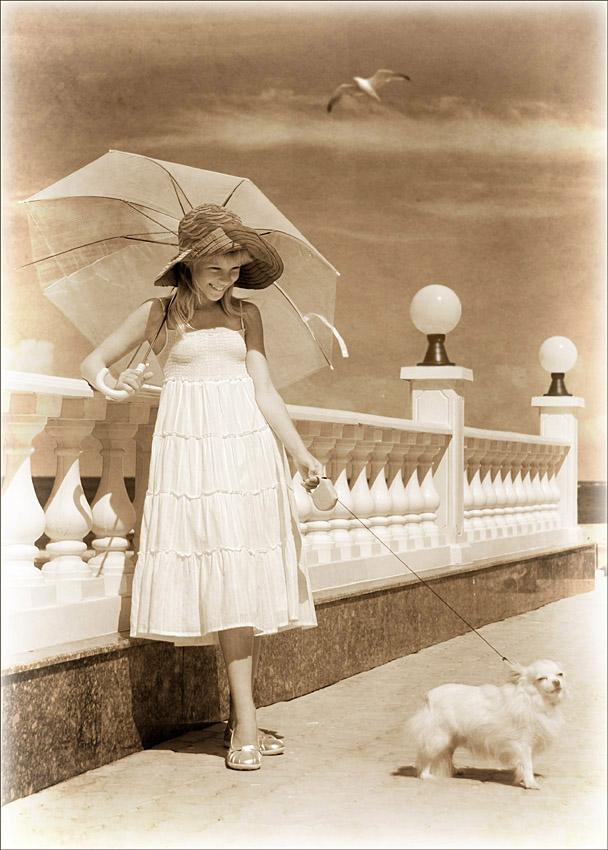 """фото """"Ялта 1913"""" метки: портрет, ретро, дети"""