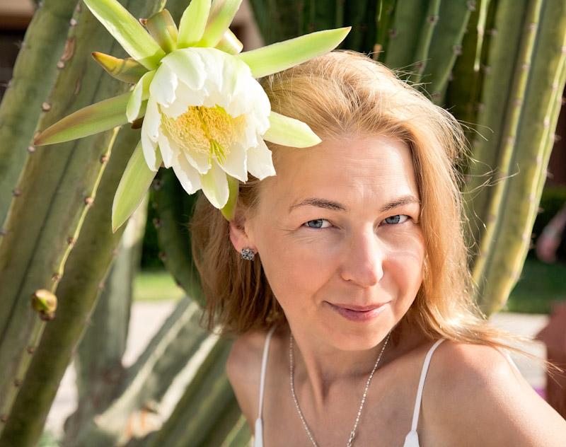 """фото """"Цветок"""" метки: портрет, женщина"""