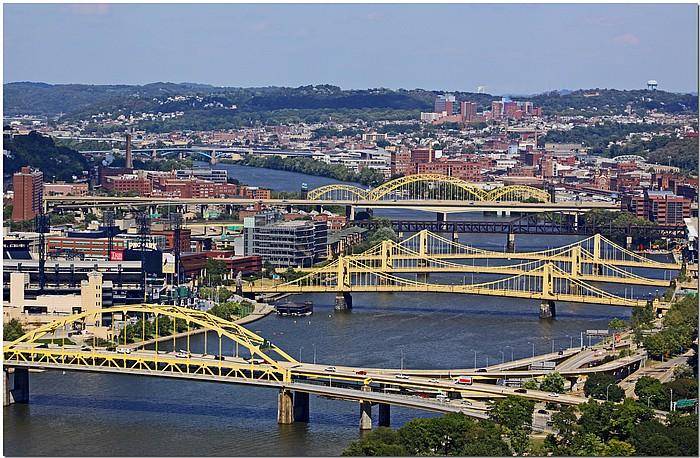 "фото ""Bridge City"" метки: архитектура, пейзаж, вода"