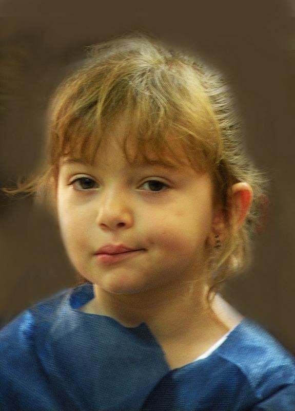"""фото """"Сомнение"""" метки: портрет, дети"""