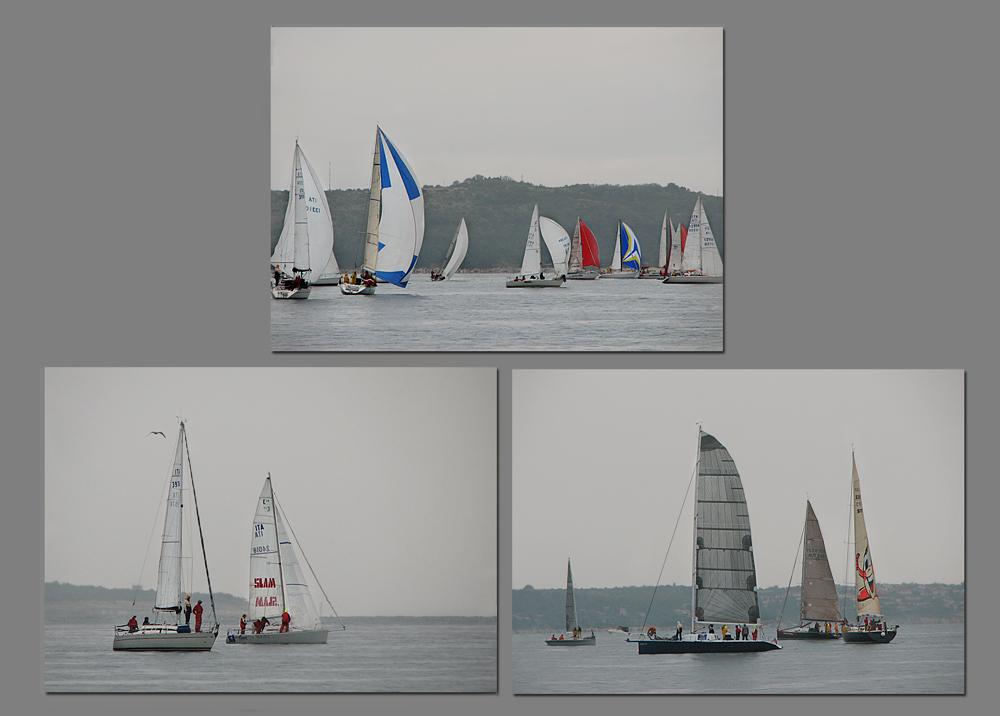 """фото """"Яхты в Портороже"""" метки: путешествия, пейзаж, Европа, вода"""