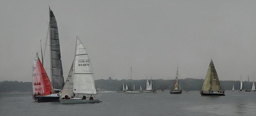 """фото """"Яхты в Портороже 2"""" метки: путешествия, пейзаж, Европа, вода"""