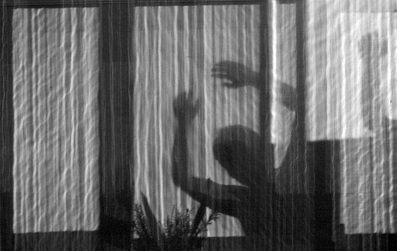 """фото """"О прилетающих снах, или Попытка теневого автопортрета"""" метки: черно-белые, портрет,"""