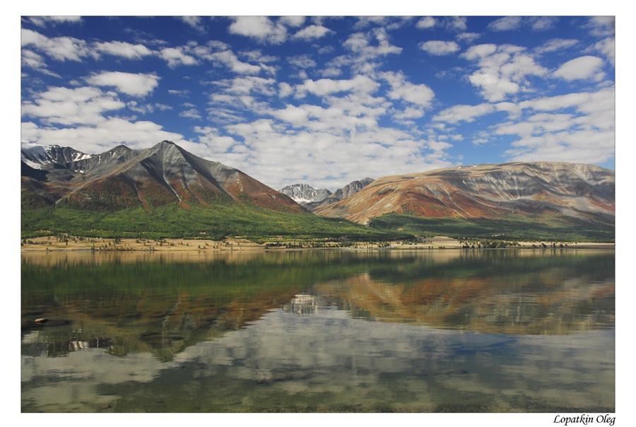 """фото """"Очарование утра...."""" метки: пейзаж, путешествия, Азия, горы"""