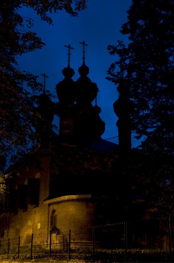 """фото """"..."""" метки: город, пейзаж, ночь"""