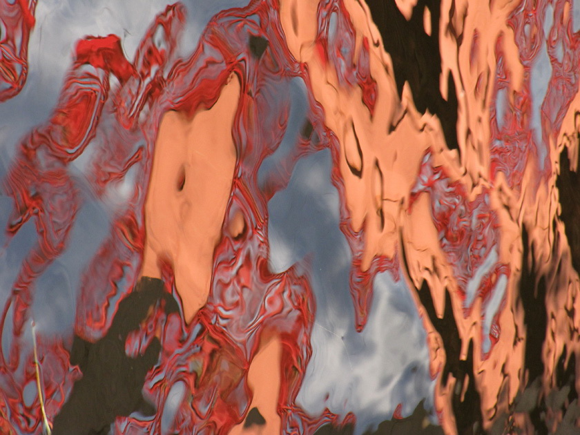 "фото ""отражение"" метки: пейзаж, абстракция, вода"