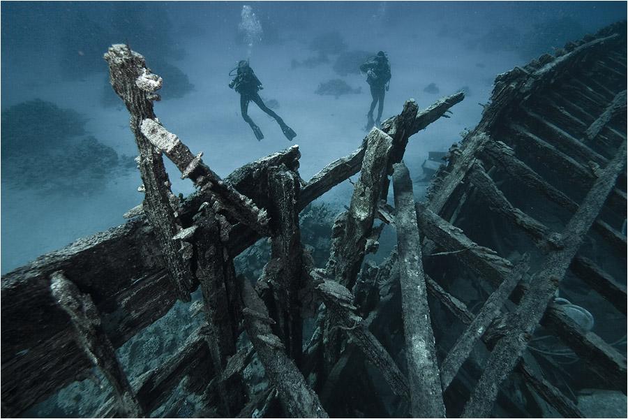 """фото """"""""Свежий"""" wreck"""" метки: подводные, репортаж,"""