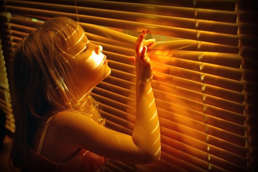 """фото """"Солнечное любопытство"""" метки: портрет, дети"""