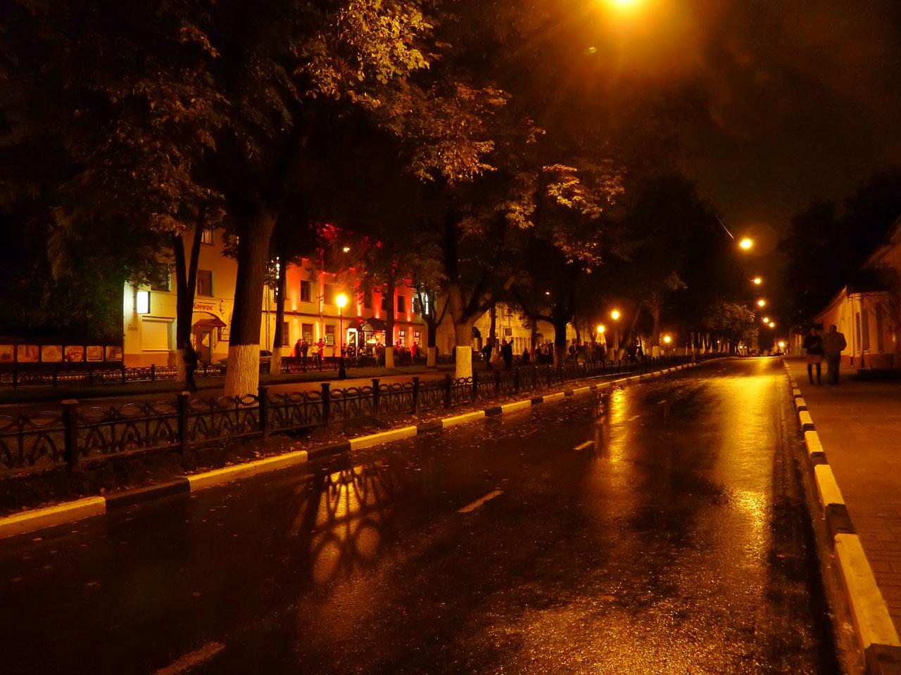 """фото """"Ночной Ярославль"""" метки: город, пейзаж, ночь"""