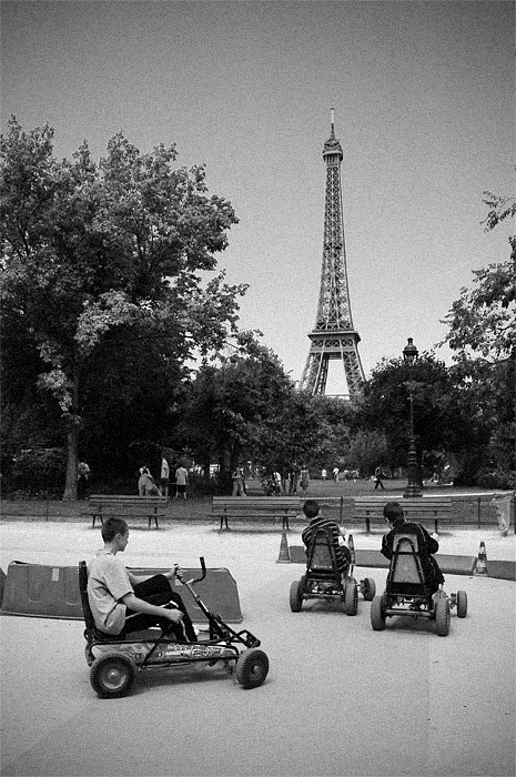 "фото ""SYMBOLS - Eiffel Tower"" метки: архитектура, путешествия, пейзаж, Европа"