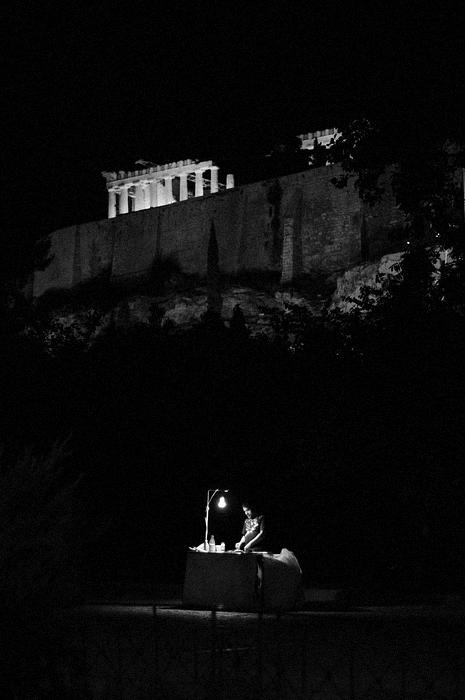 "фото ""SYMBOLS - The Parthenon"" метки: архитектура, путешествия, пейзаж, Европа"