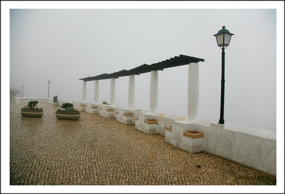 """фото """"Жизнь в тумане, продолжение-3"""" метки: архитектура, путешествия, пейзаж,"""