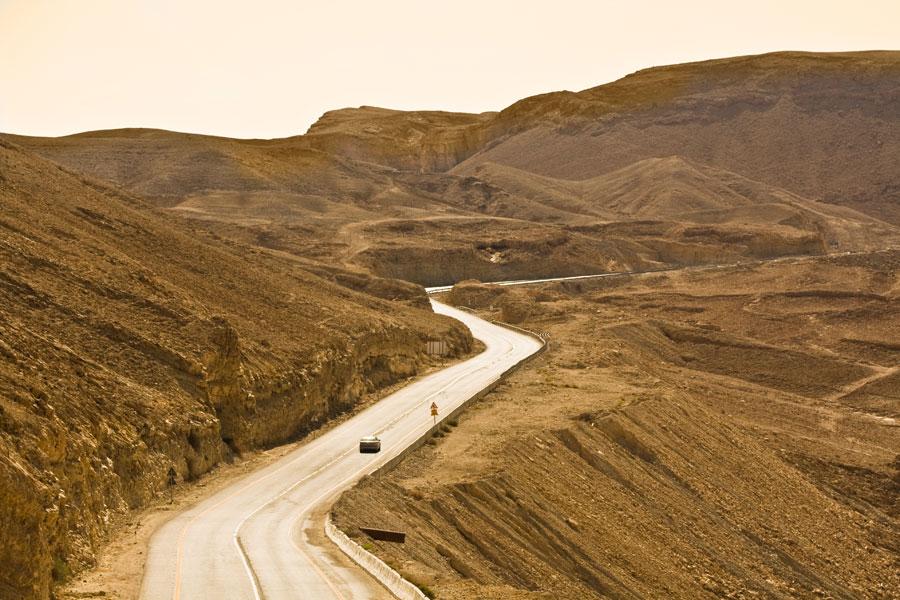 """фото """"Дорога к Мертвому морю. Иудейские горы."""" метки: путешествия, пейзаж, горы"""