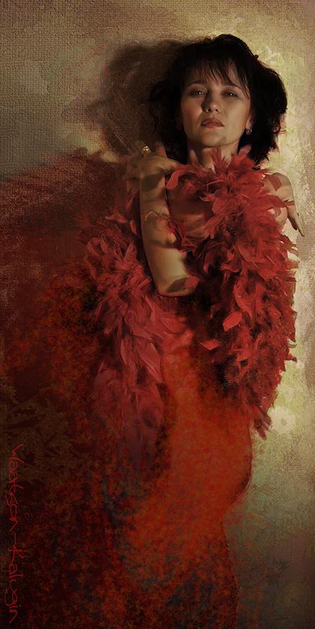 "фото ""Cruel romance"" метки: портрет, женщина"
