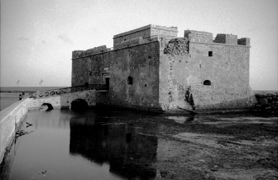 """фото """"Paphos Castle"""" метки: архитектура, пейзаж,"""