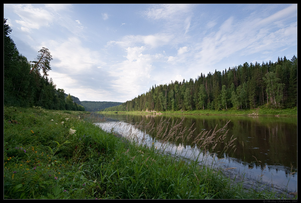 "фото ""0175_0099"" метки: пейзаж, вода, лето"