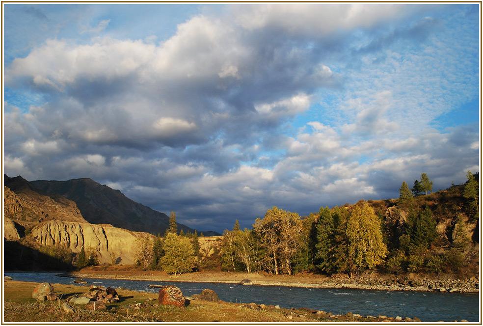 """фото """"Сентябрь"""" метки: пейзаж, осень"""