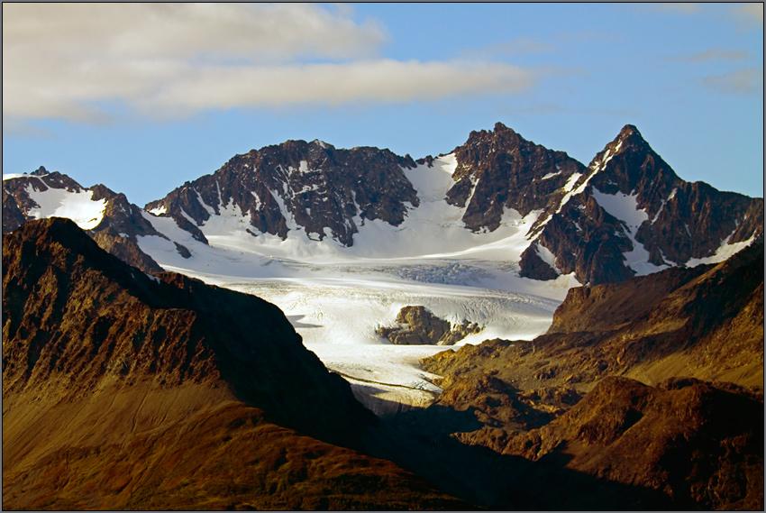 """фото """"Ледник"""" метки: пейзаж, путешествия, Европа, горы"""