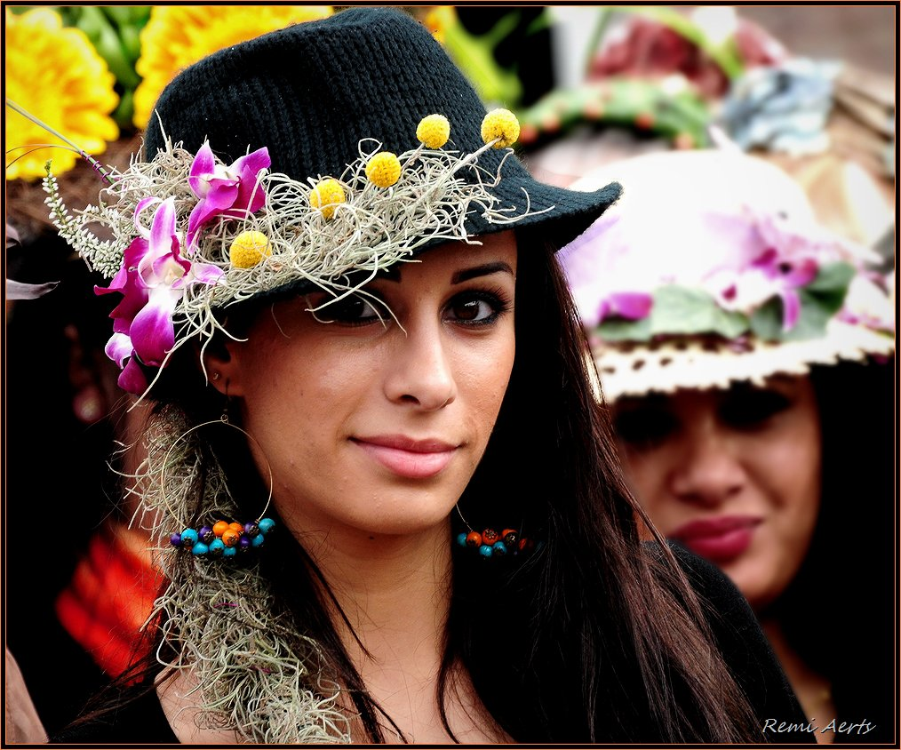 """фото """"nice hat"""" метки: портрет, репортаж, женщина"""