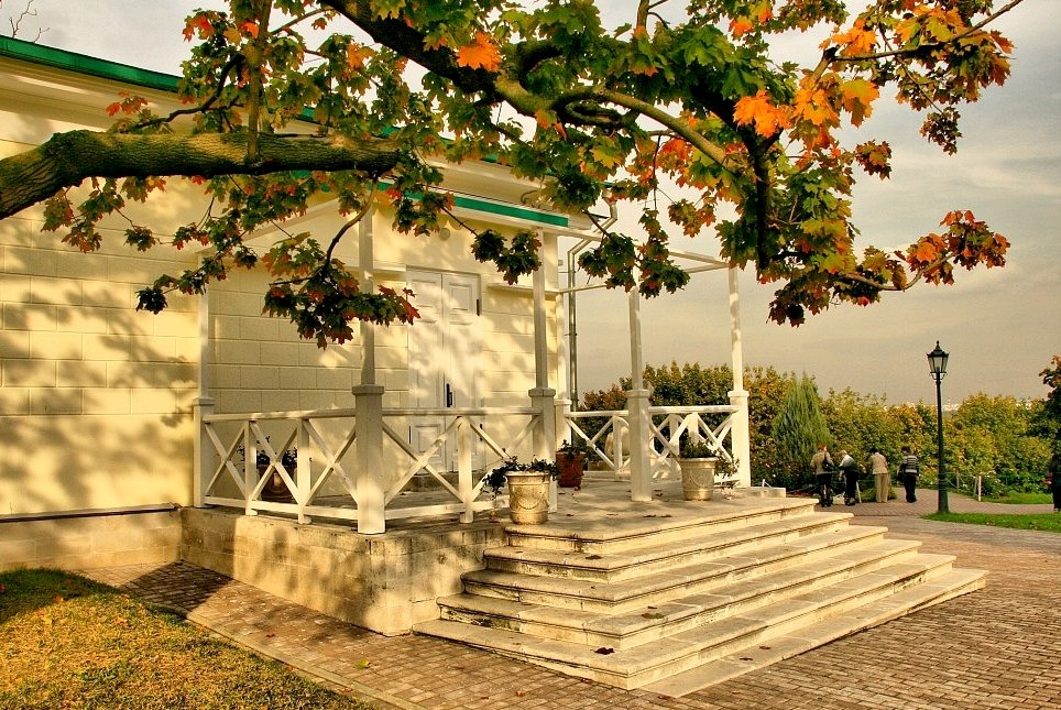 "фото ""***"" метки: пейзаж, архитектура, осень"