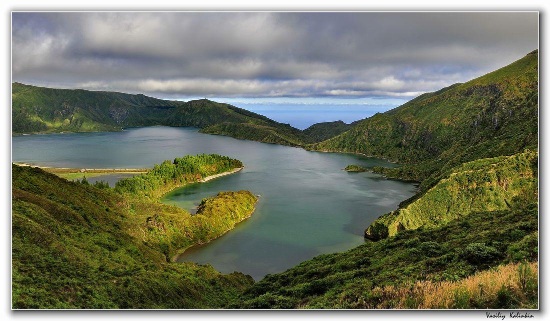 """фото """"горное озеро"""" метки: пейзаж, путешествия, Европа"""