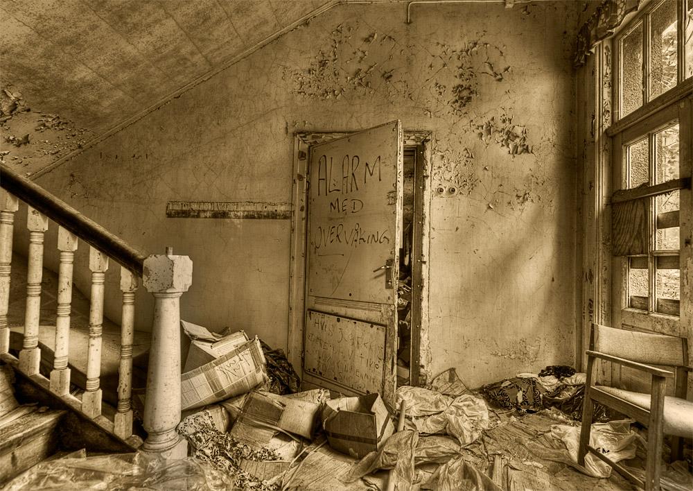 """фото """"Cloused..."""" метки: архитектура, пейзаж,"""