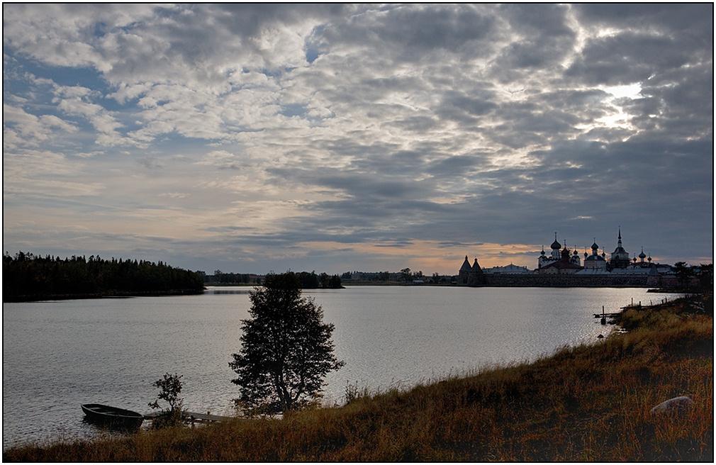"""фото """"Вечерний звон"""" метки: архитектура, пейзаж, закат"""