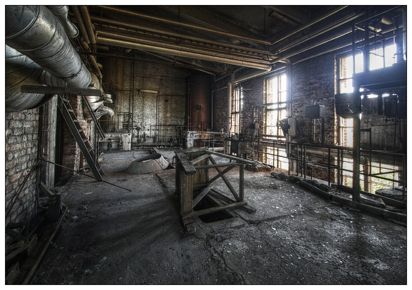 "фото ""Old factory"" метки: натюрморт,"