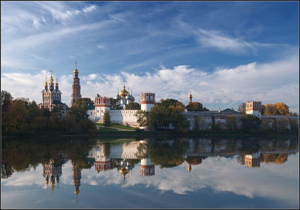 """фото """"Московская осень"""" метки: пейзаж, вода, осень"""