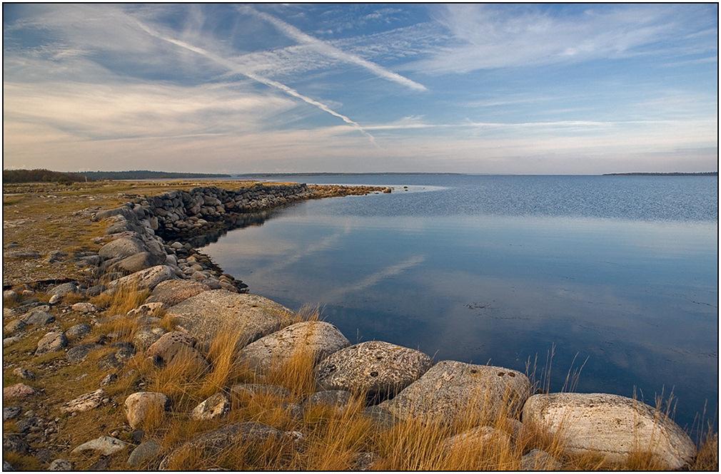 """фото """"Вид на пролив Железные Ворота. Белое море"""" метки: пейзаж, путешествия, Европа, вода"""