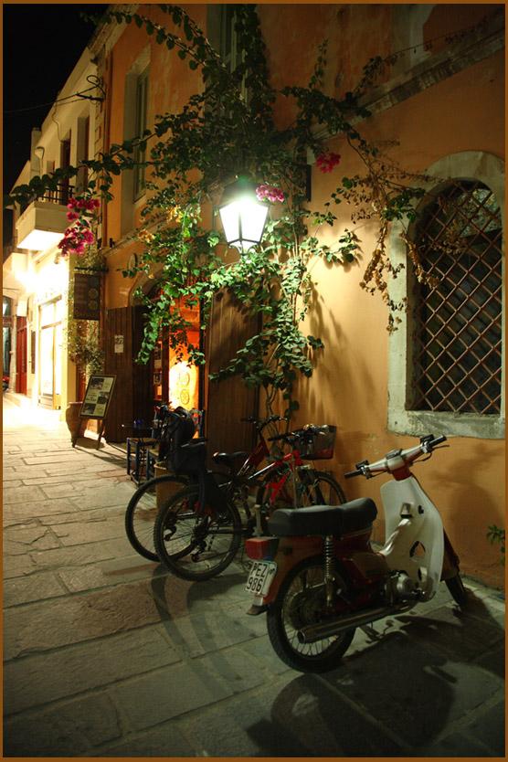 """фото """"Рефимно. Крит. Греция"""" метки: путешествия, город, Европа"""