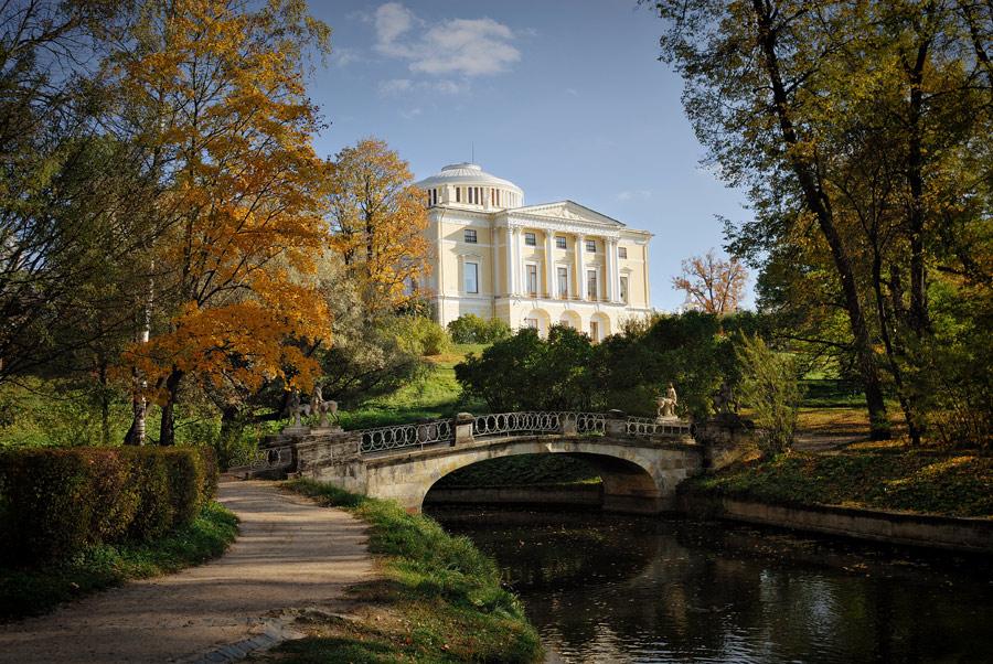 Павловский дворец фотосессия