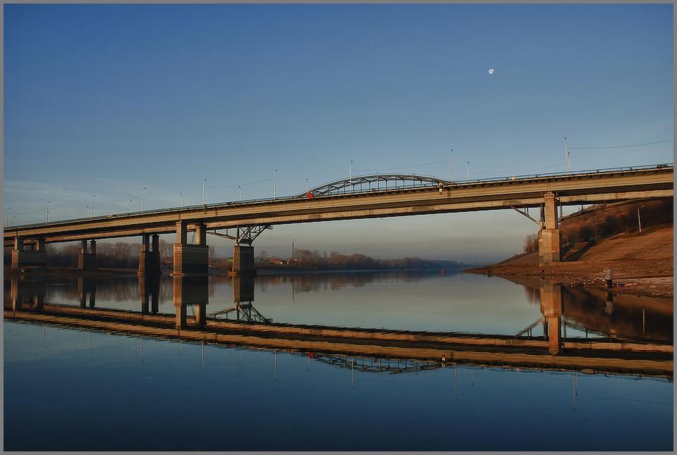 """фото """"Утро на Белой..."""" метки: пейзаж, вода"""