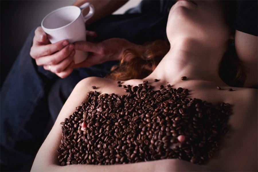 секс и кофе фото