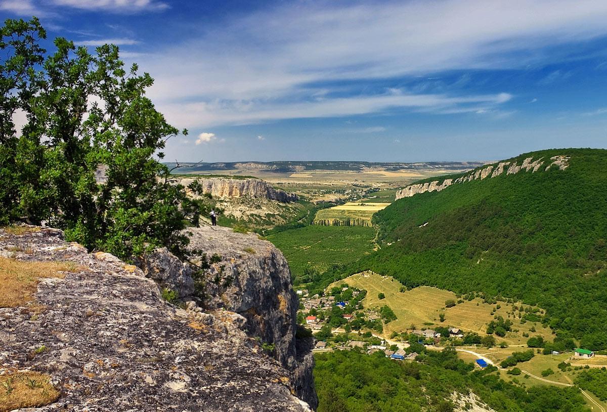 """фото """"В крымских просторах"""" метки: пейзаж, горы, лето"""