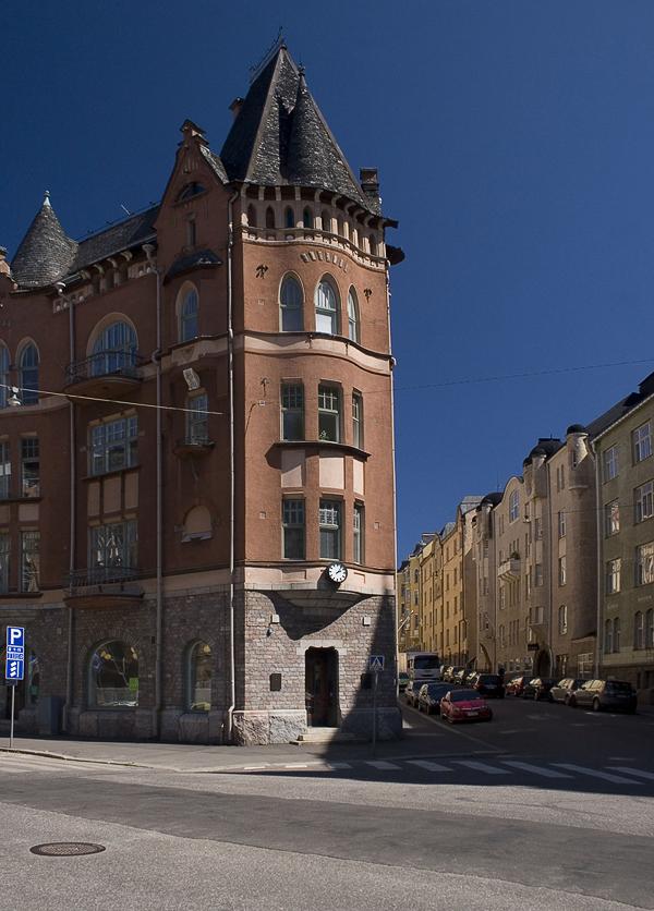 "фото ""модерн из Хельсинки"" метки: архитектура, путешествия, пейзаж, Европа"