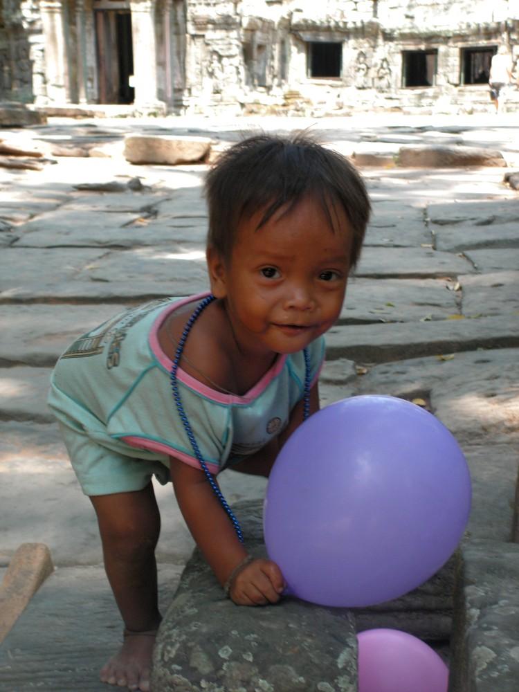 "фото ""Дети Ангкора"" метки: жанр, путешествия, Азия"