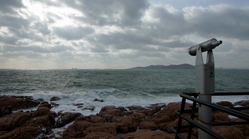 "фото ""sky and the sea"" метки: путешествия, пейзаж, Азия, вода"