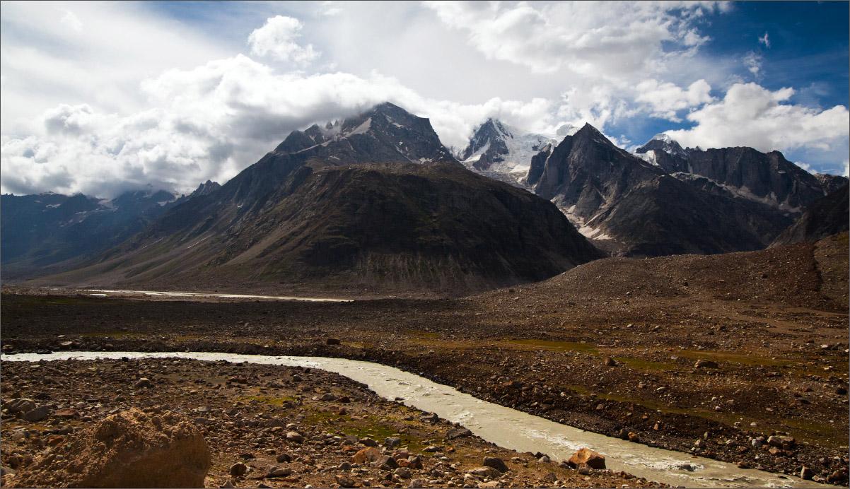"""фото """"Гималаи"""" метки: пейзаж, горы"""