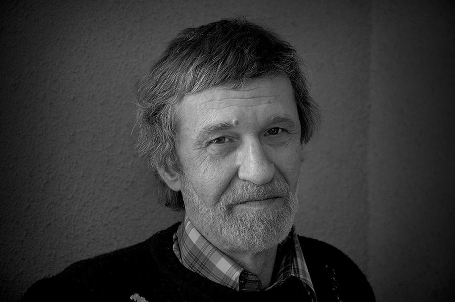 """фото """"В.Рысюков, искусствовед."""" метки: портрет,"""