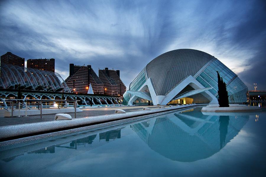 "фото ""Calatrava"" метки: архитектура, путешествия, пейзаж, Европа"