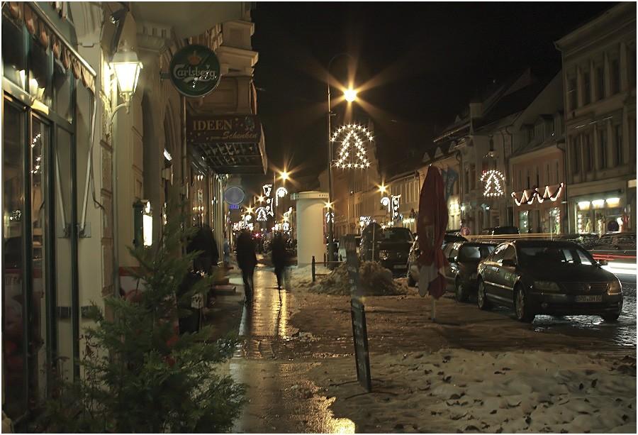 """фото """"На одной зимней улице.."""" метки: город,"""